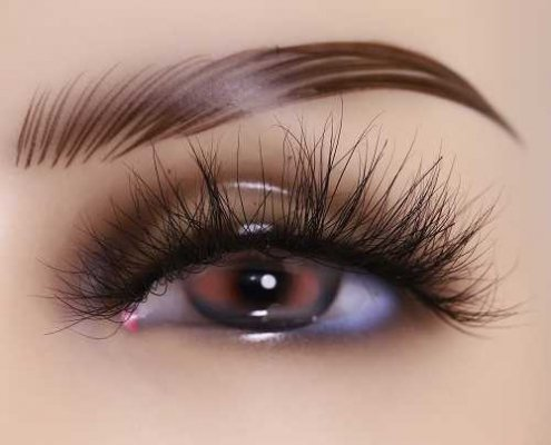 25MM Lashes Wholesale DJ101