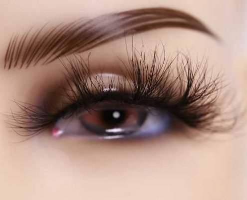 25MM Lashes Wholesale DJ134