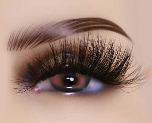 25MM Lashes Wholesale DJ143