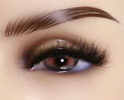 Mink Lashes wholesale DJ80