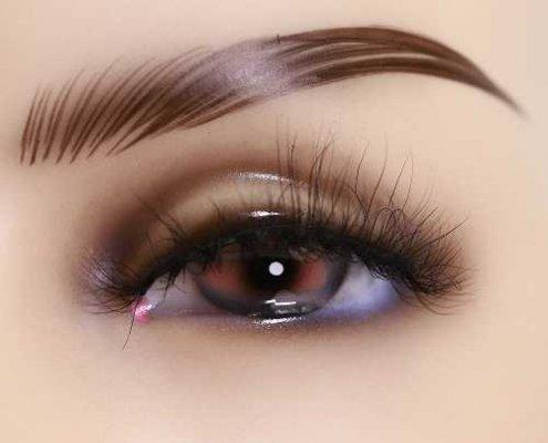 Natural lashes wholesale DJ85