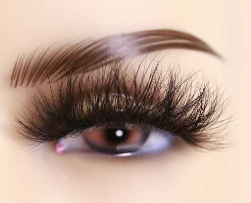 Wholesale 25mm mink lashes DJ91