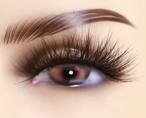 Wholesale 25mm mink lashes DJ92