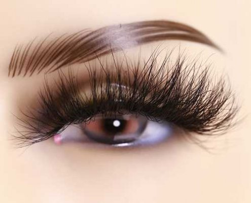 25mm mink lashes wholesale DJ93