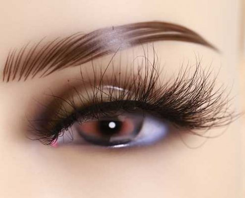 25MM Mink lashes long dramatic mink lashes DJ94 from mink wholesale vendor USA DJ94