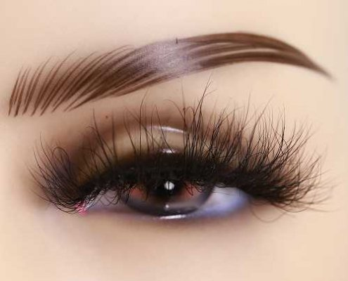 wholesale25MM MINK LASHES USA DJ95