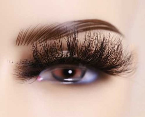 25MM Lashes Wholesale DJ96