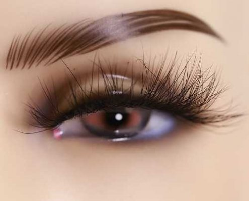 25MM Lashes Wholesale DJ97