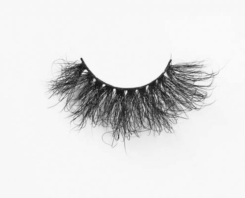 Wholesale messy mink lashes X16CL