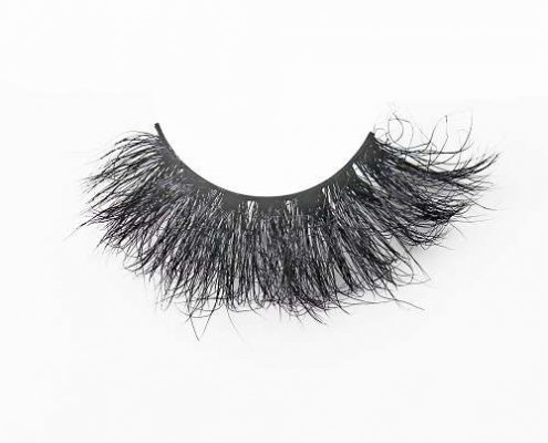 Wholesale messy mink lashes X666