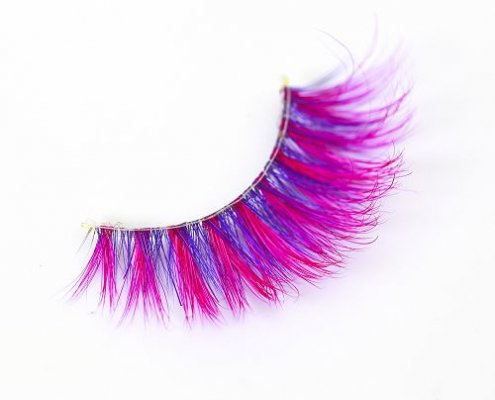 Wholesale colored mink lashes CD34