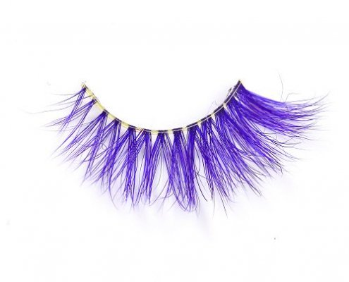 Wholesale colored mink lashes CD78