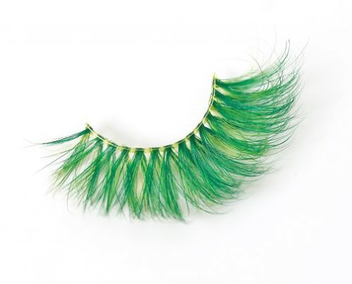 Wholesale colored mink lashes CD26