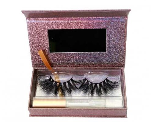 Big lashes packagings