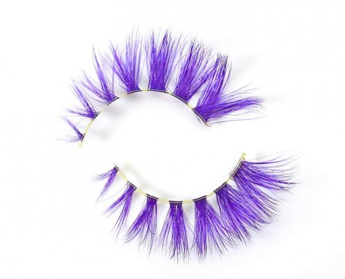 Colorful Mink Lashes CD88