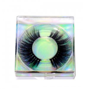 Free square lashes packagings