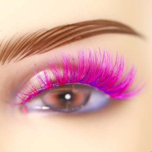 Colorful Mink Lashes CD34