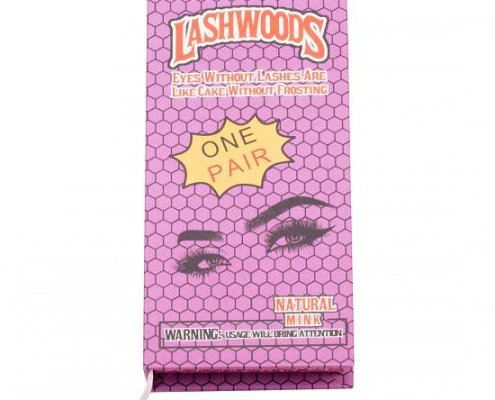 lashwoods lashes packagings