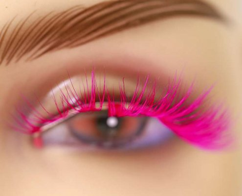 Colorful Mink Lashes CD87