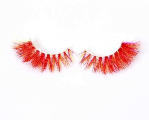 Colorful Mink Lashes CD98