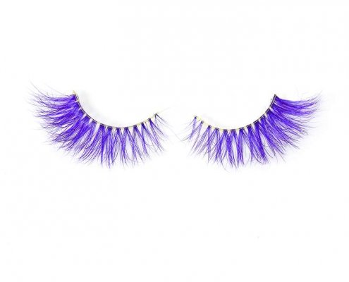 Colorful Mink Lashes CD78