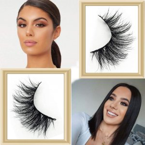 beautiful style mink lashes from CK lashes